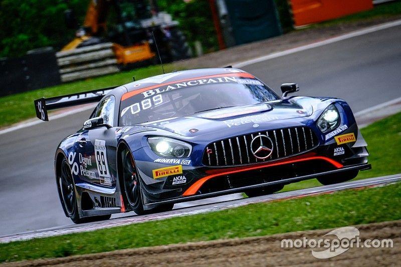 Brands Hatch Blancpain: Bastian and Neubauer take sensational win