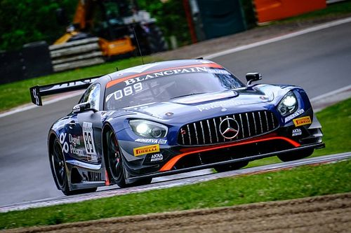 Brands Hatch Blancpain: Bastian and Neubauer take sensational win