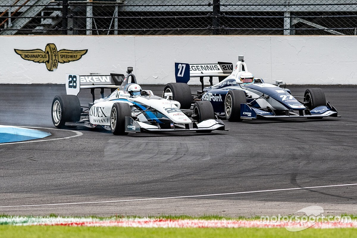 """Penske Entertainment """"committed"""" to Indy Lights in 2021"""