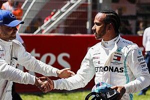 """Hamilton avisa: """"Voy a darlo todo en la salida"""""""