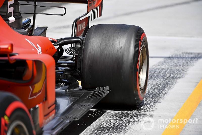 Formel-1-Technik: Detailfotos beim GP Kanada