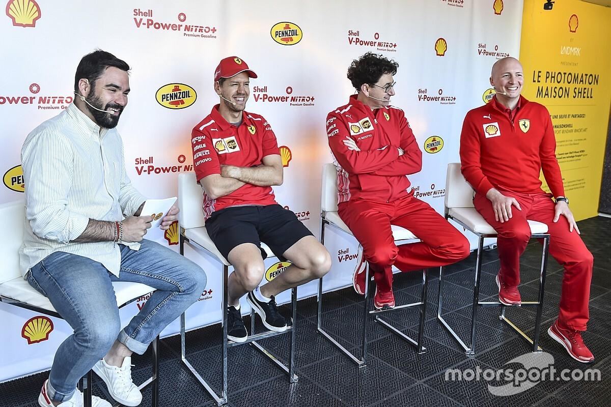 Binotto: A Ferrari és Vettel hosszú és rövid távú céljai nem egyeztek