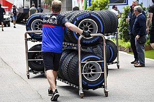 Mogelijke regen in Duitsland vraagteken door nieuwe Pirelli's