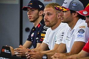 Bottas szerint a Ferrari közel van, és a Mercedes szerencsés is