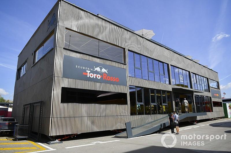 In beeld: Alle motorhomes van de Formule 1-teams