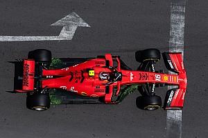 Леклер стал быстрейшим на второй тренировке в Баку, Квят разбил машину