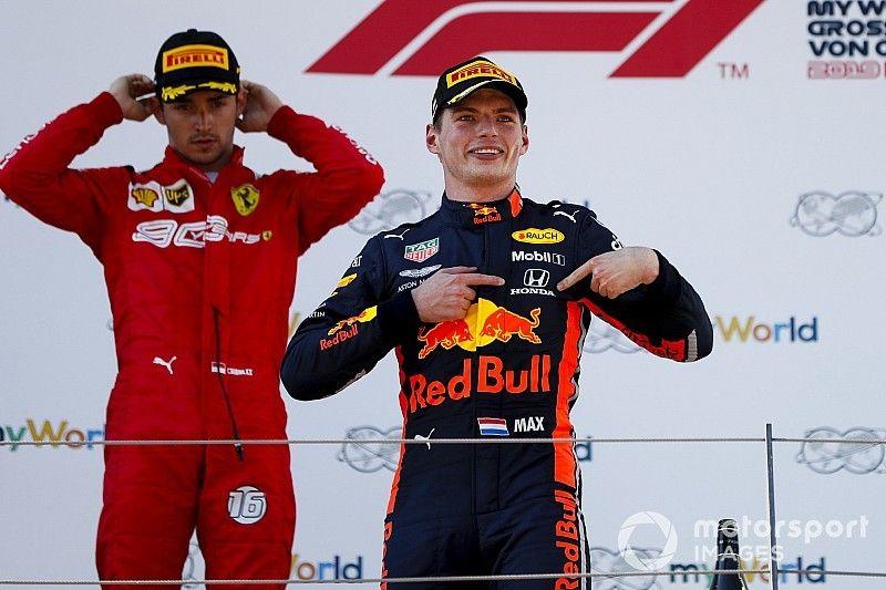 Verstappen gana tras una alargada espera en Austria