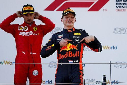 GP Austria: Duel panas, Verstappen taklukkan Leclerc