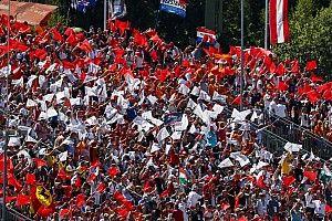 'Medewerkers Red Bull Ring getest op corona'