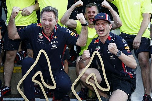 "Punir Verstappen aurait été ""incompréhensible"" selon Horner"