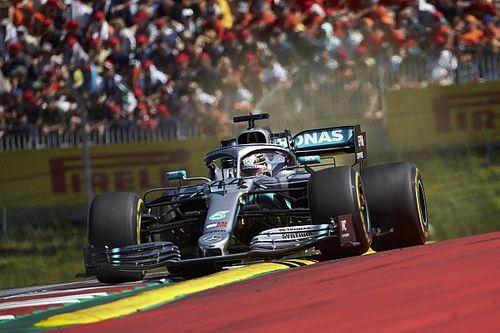 Mercedes szuka rozwiązania problemów z Austrii