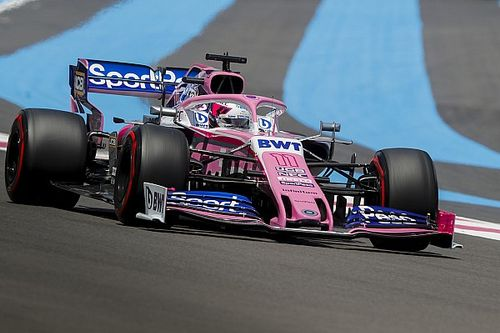 Perez baffled by French GP penalty