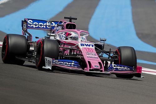 Переса озадачил штраф на Гран При Франции