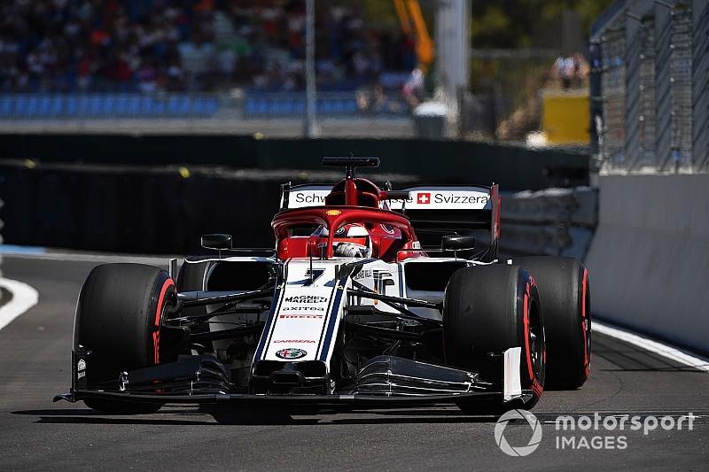 Alfa Romeo aura une évolution majeure à Silverstone