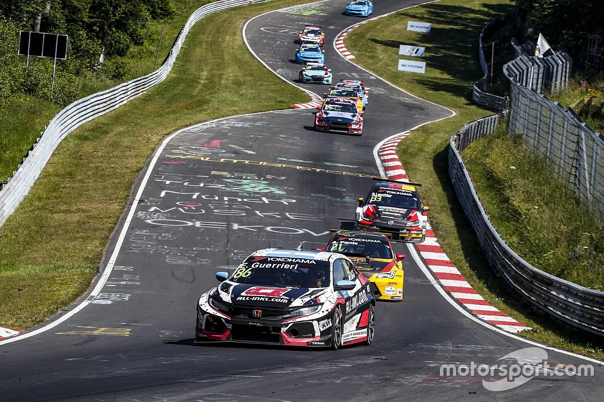 Il WTCR deve rinunciare anche al Nurburgring Nordschleife
