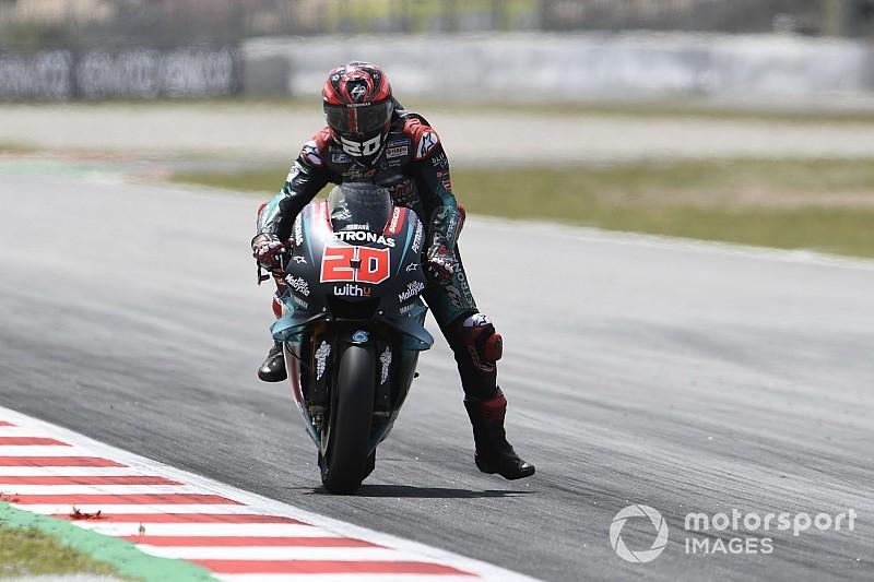 Fotogallery MotoGP: la seconda pole di Fabio Quartararo a Barcellona