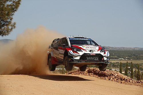 Tanak y Toyota sentencian el Rally de Italia; Sordo aguanta 2º