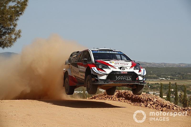 WRC, Rally Italia Sardegna, PS13: Tanak vince ancora e prova la fuga
