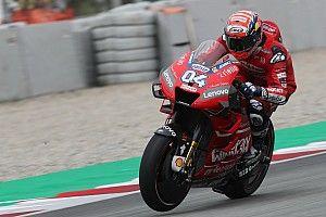 """Dovizioso: """"Assen pista ostica per Ducati, ma abbiamo mostrato miglioramenti"""""""
