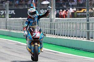 Márquez prêt à rester en Moto2, faute d'options en MotoGP