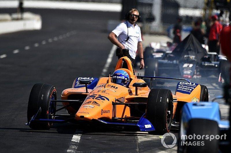 """L'Indy 500, la """"priorité"""" d'Alonso en 2020"""