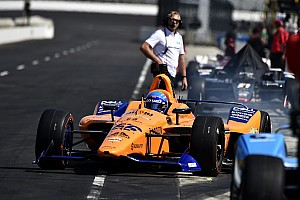 "Alonso: Indy 500 is ""the main priority"""