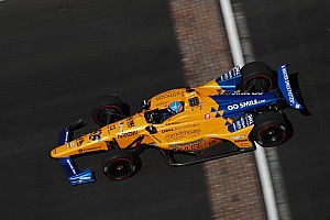 Alonso open to other IndyCar races besides Indy 500