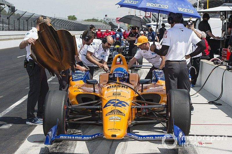 Алонсо не выйдет на старт Indy 500