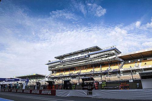 Le GP de France n'exclut pas de se courir à huis clos