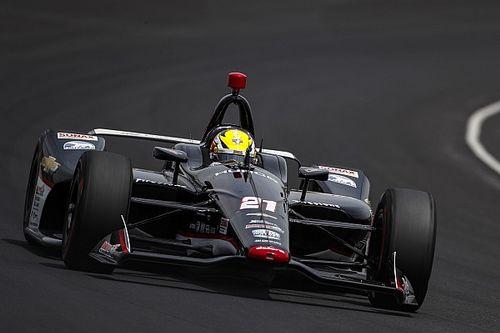 Indy 500: İlk sıralama turlarının ardından Pigot lider, Alonso zorlandı