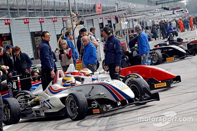 Topjet F2000 Italian Trophy: sfida incandescente al Red Bull Ring con 40 monoposto al via