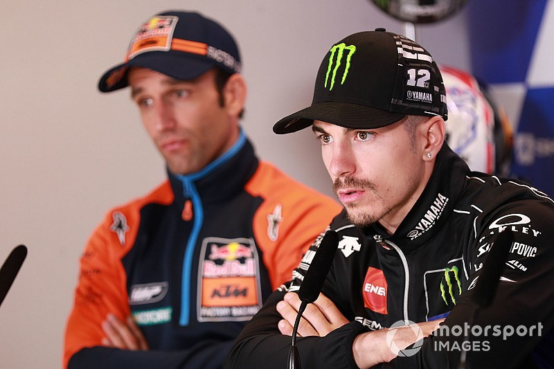 """Viñales: """"Si una Yamaha va mejor que la nuestra, hay que fijarse"""""""