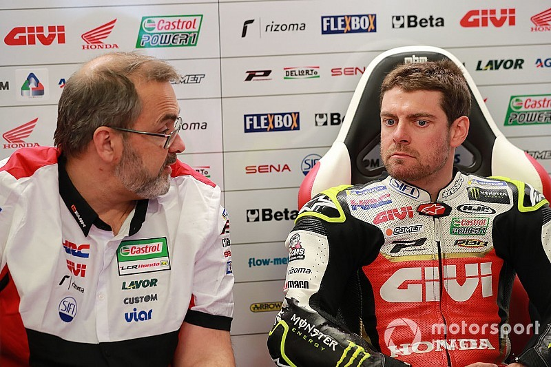 "Crutchlow: ""Stupid rule"" deciding Q2 spots not liked by riders"