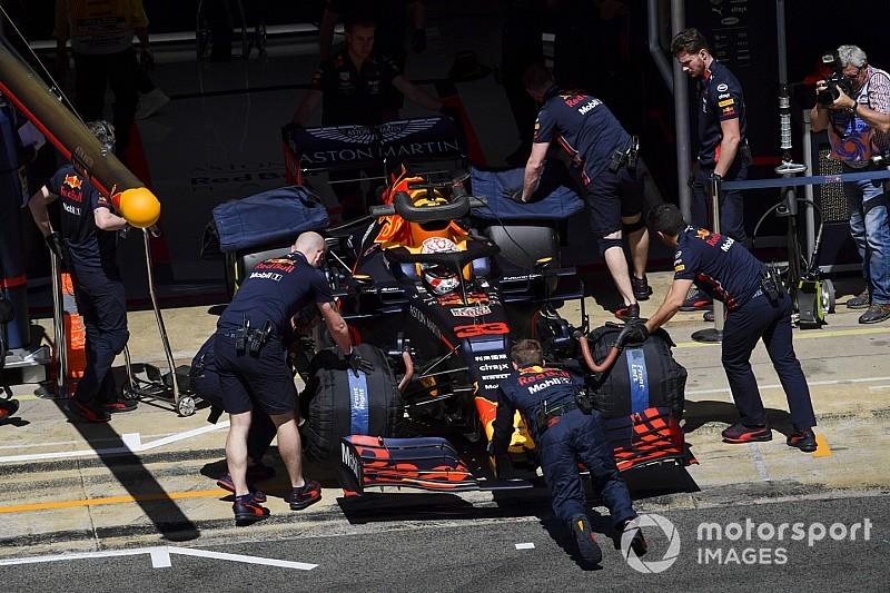 Verstappen change de moteur à Barcelone