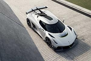 Koenigsegg виставить гіперкар Jesko на 24 години Ле-Мана