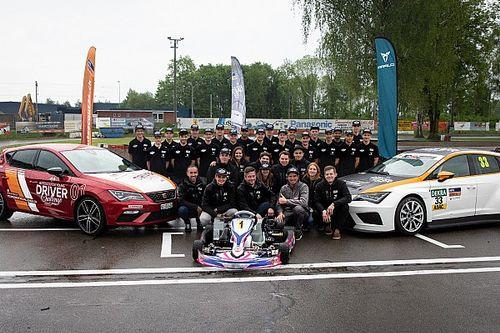 Die Young Driver Challenge geht mit zehn Schweizer Talenten in die Endphase