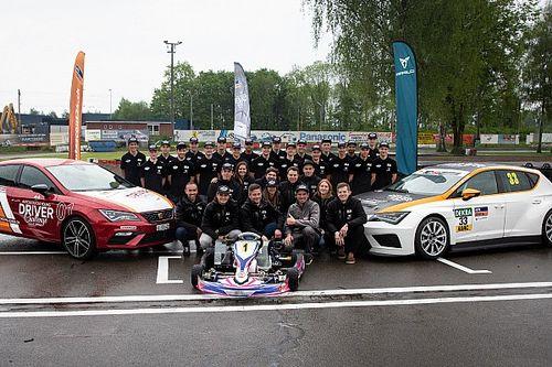 LeYoungDriverChallenge aborde sa dernière phase avec dix talents suisses en compétition