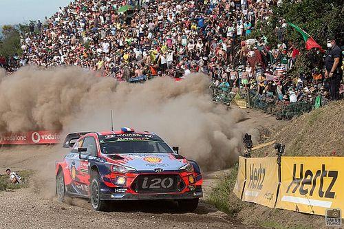Reli Portugal Rilis Rute untuk WRC 2021