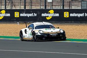 """Estre: """"Porsche a Le Mans andrà bene, il problema è il... rombo!"""""""