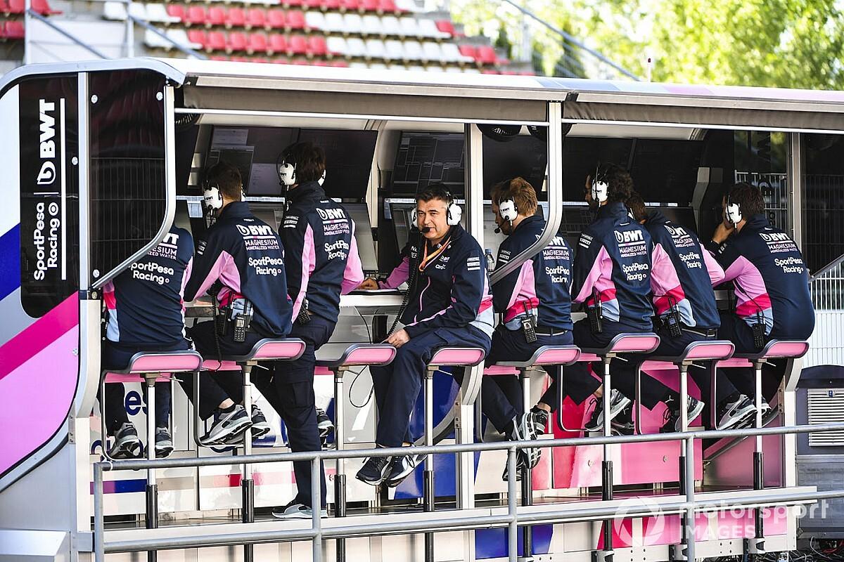 Почему соперники Racing Point не копируют Mercedes? Из-за эгоизма
