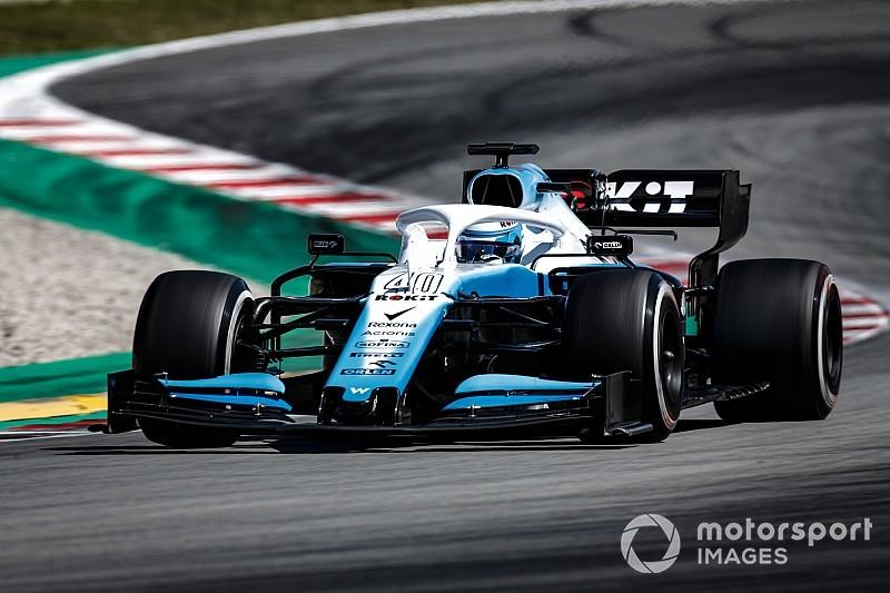 Rezerwowy Williamsa liczy na starty w F1
