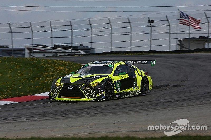 Hawksworth savors first Lexus win with AIM Vasser Sullivan