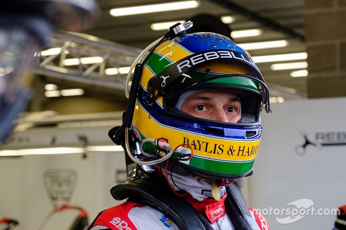 Bruno Senna é anunciado como piloto das 24 Horas virtuais de Le Mans