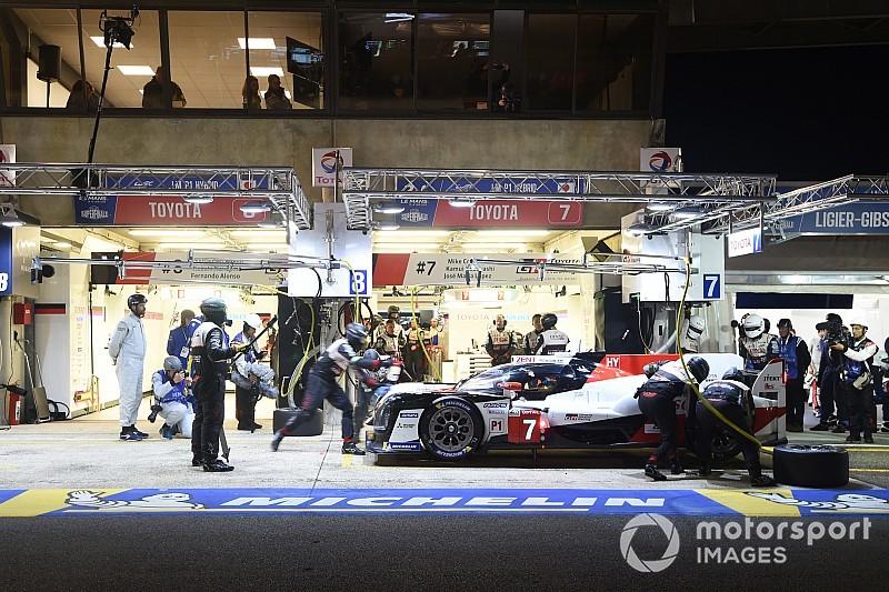 Toyota нашла настоящую причину, стоившую экипажу №7 победы в Ле-Мане