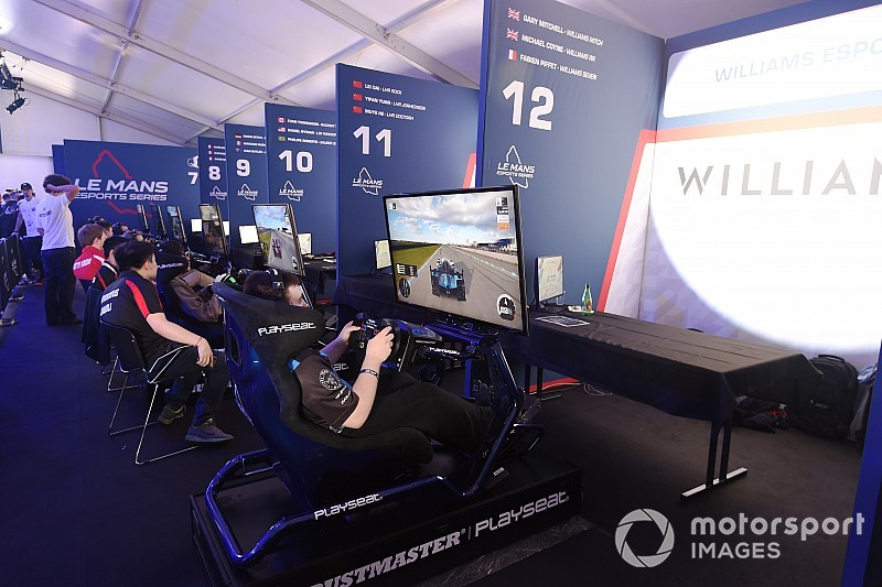 Live: Watch the Le Mans Esports Series Super Final
