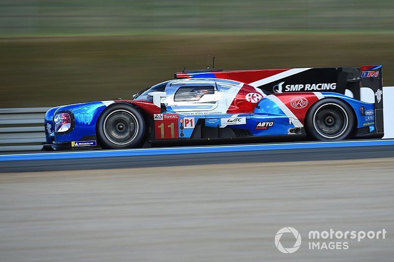SMP vetoed plan for new LMP1 tyres at Le Mans