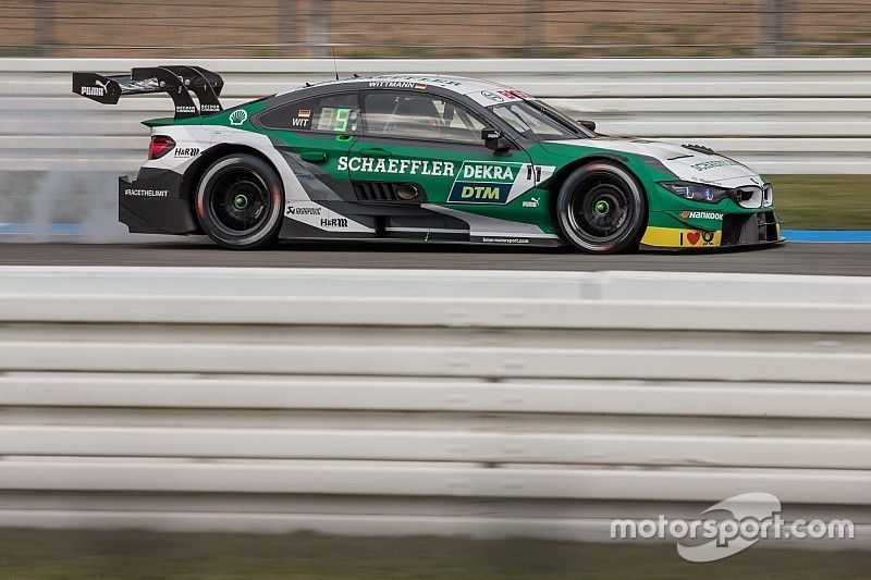 DTM, Hockenheim, Gara 1: Wittmann resiste alle Audi e centra il primo successo stagionale