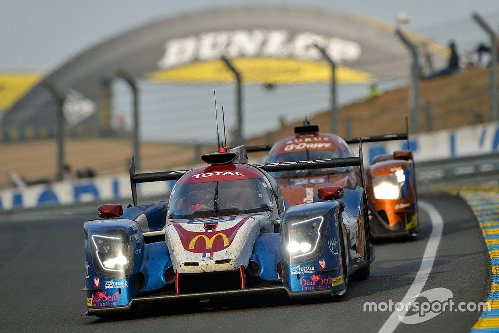 Le Mans: line-up di LMP2 quasi al completo