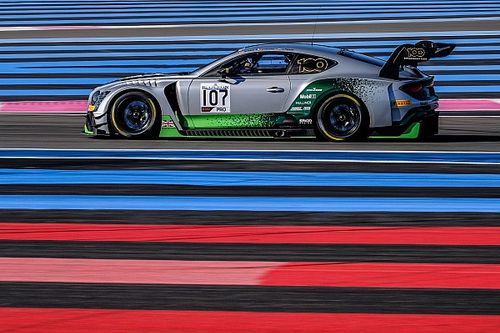 Paul Ricard Blancpain: Bentley dominates after 2018 heartbreak