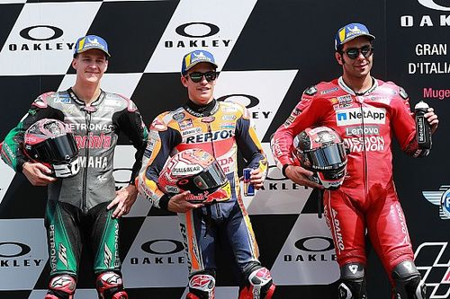 Starting Grid MotoGP Italia 2019